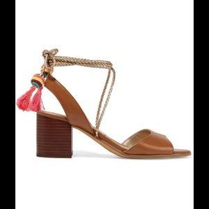 Like new Sam Edelman Shani Tassel Sandals 8 $50!!